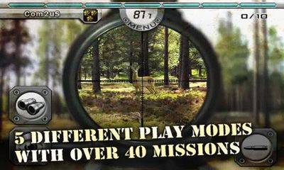 Screenshots of the Sniper Vs Sniper: Online for Android tablet, phone.