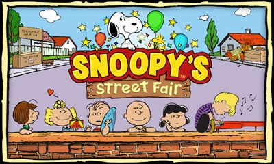 Download Snoopy's Street Fair Android free game. Get full version of Android apk app Snoopy's Street Fair for tablet and phone.