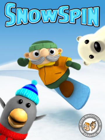 Download Snow spin: Snowboard adventure Android free game. Get full version of Android apk app Snow spin: Snowboard adventure for tablet and phone.