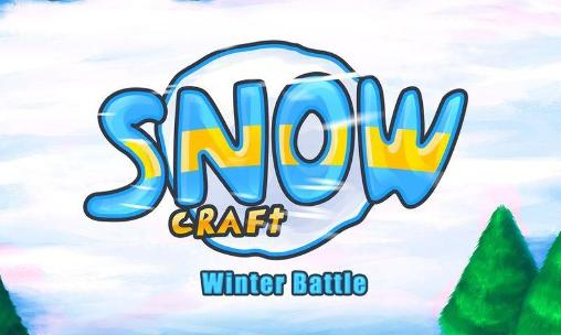 Download Snowcraft: Winter battle Android free game. Get full version of Android apk app Snowcraft: Winter battle for tablet and phone.