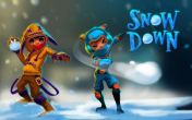 In addition to the game 100 Floors for Android phones and tablets, you can also download Snowdown: Winter edition 3D for free.
