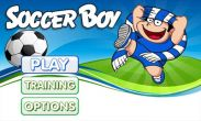In addition to the game Diamond Blast for Android phones and tablets, you can also download Soccer Boy for free.