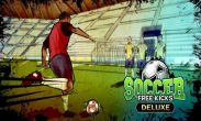In addition to the game Skater Boy for Android phones and tablets, you can also download Soccer Free Kicks for free.