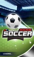 In addition to the game Football Kicks for Android phones and tablets, you can also download Soccer Kicks for free.