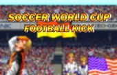 In addition to the game Tower bloxx my city for Android phones and tablets, you can also download Soccer world cup: Football kick for free.