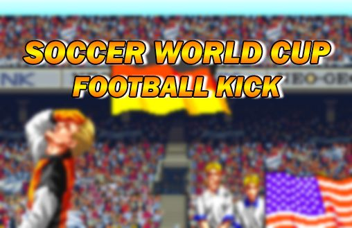 Download Soccer world cup: Football kick Android free game. Get full version of Android apk app Soccer world cup: Football kick for tablet and phone.
