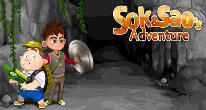 In addition to the game Talking Tom Cat 2 for Android phones and tablets, you can also download Sok and Sao's adventure for free.