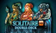 In addition to the game 4x4 Adventures for Android phones and tablets, you can also download Solitaire Double-Deck HD for free.