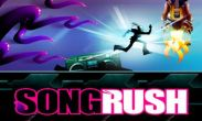 In addition to the game Horn for Android phones and tablets, you can also download Song Rush for free.