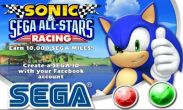 In addition to the game LEGO Star Wars for Android phones and tablets, you can also download Sonic & SEGA All-Stars Racing for free.