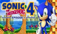 In addition to the game Despicable Me Minion Rush for Android phones and tablets, you can also download Sonic The Hedgehog 4. Episode 1 for free.
