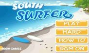 In addition to the game Duck Hunter for Android phones and tablets, you can also download South Surfer for free.