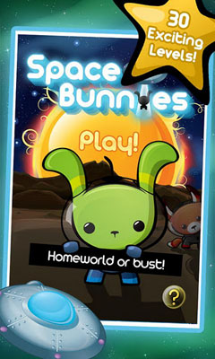 Download Space Bunnies Android free game. Get full version of Android apk app Space Bunnies for tablet and phone.