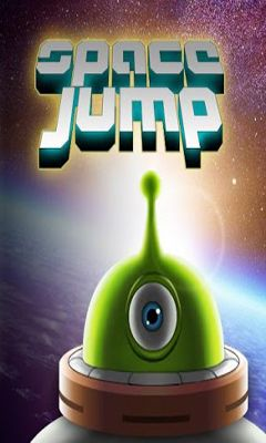 Screenshots of the Space Jump for Android tablet, phone.