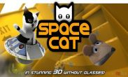 In addition to the game Tank Fury 3D for Android phones and tablets, you can also download SpaceCat for free.