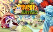 In addition to the game Caveman jump for Android phones and tablets, you can also download Sparky vs Glutters for free.