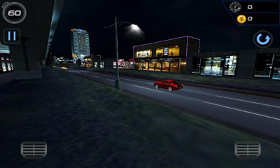 Screenshots of the Speed Night 2 for Android tablet, phone.
