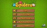 In addition to the game Sprinkle Islands for Android phones and tablets, you can also download Spiders for free.