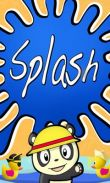 In addition to the game Angry Birds Friends for Android phones and tablets, you can also download Splash for free.