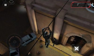 Splinter cell conviction hd - Android game screenshots. Gameplay