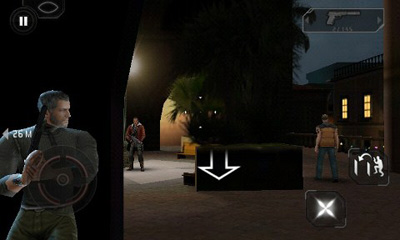 Screenshots of the Splinter cell conviction hd for Android tablet, phone.
