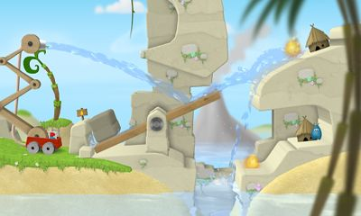 Screenshots of the Sprinkle Islands for Android tablet, phone.