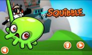 In addition to the game Fruit Ninja for Android phones and tablets, you can also download Squibble for free.