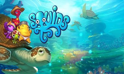 Squids - Android game screenshots. Gameplay Squids.