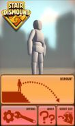 In addition to the game ZENONIA 5 for Android phones and tablets, you can also download Stair Dismount for free.