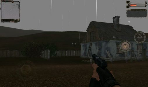 Screenshots of the S.T.A.L.K.E.R.: Shadow of Chernobyl for Android tablet, phone.