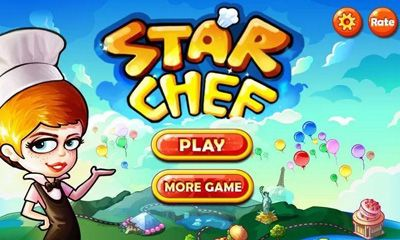 Download Star chef Android free game. Get full version of Android apk app Star chef for tablet and phone.