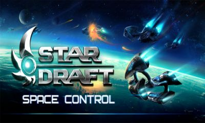 Screenshots of the Star-Draft Space Control for Android tablet, phone.