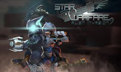 Screenshots of the Star Warfare: Alien Invasion for Android tablet, phone.