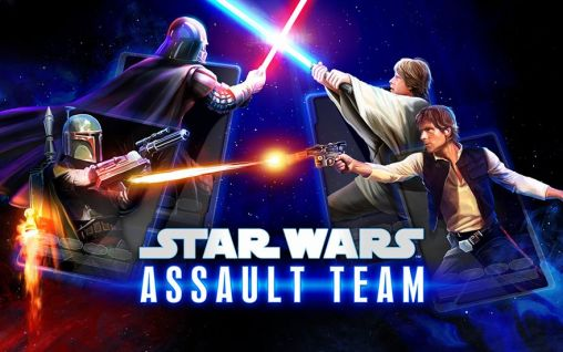Download Star wars: Assault team Android free game. Get full version of Android apk app Star wars: Assault team for tablet and phone.