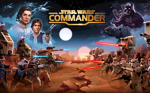 Download Star wars: Commander Android free game. Get full version of Android apk app Star wars: Commander for tablet and phone.