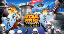 In addition to the game Panda Fishing for Android phones and tablets, you can also download Star wars: Galactic defense for free.