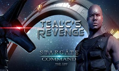 Screenshots of the Stargate Command for Android tablet, phone.