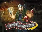 In addition to the game Zombie Lane for Android phones and tablets, you can also download Start the Rockets for free.