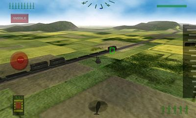 Screenshots of the Stealth Chopper 3D for Android tablet, phone.