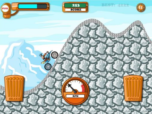 Screenshots of the Steampunk: Hill Climb for Android tablet, phone.