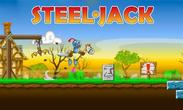 In addition to the game WWE Presents Rockpocalypse for Android phones and tablets, you can also download Steel Jack for free.