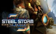 In addition to the game Gem Smashers for Android phones and tablets, you can also download Steel Storm One for free.