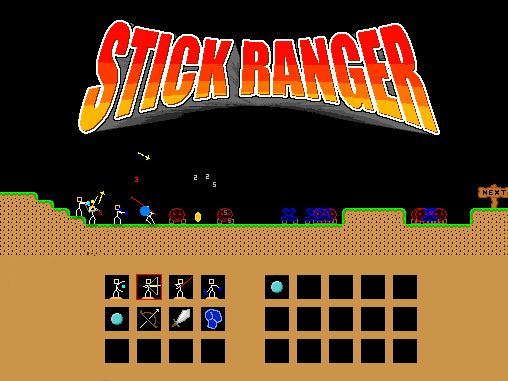 Download Stick ranger Android free game. Get full version of Android apk app Stick ranger for tablet and phone.