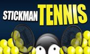 In addition to the game Pocket tanks for Android phones and tablets, you can also download Stickman Tennis for free.