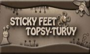 In addition to the game Carnivores Ice Age for Android phones and tablets, you can also download Sticky Feet Topsy-Turvy for free.