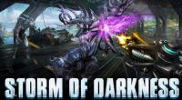 In addition to the game Jumping Finn for Android phones and tablets, you can also download Storm of darkness for free.