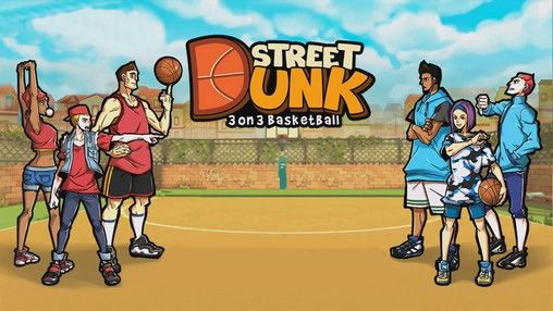 Download Street dunk: 3 on 3 basketball Android free game. Get full version of Android apk app Street dunk: 3 on 3 basketball for tablet and phone.