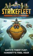 In addition to the game Cartoon Wars for Android phones and tablets, you can also download Strikefleet Omega for free.