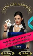 In addition to the game 3D Badminton II for Android phones and tablets, you can also download Strip Club: BlackJack for free.