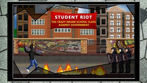 Download Student riot: Drunk class Android free game. Get full version of Android apk app Student riot: Drunk class for tablet and phone.